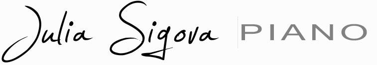 Julia Sigova Logo